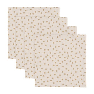 Gala Gold Napkin by Now Designs (set of 4)