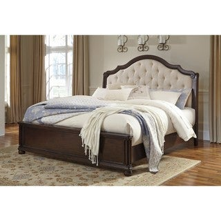 Signature Design by Ashley Moluxy Sleigh Bed