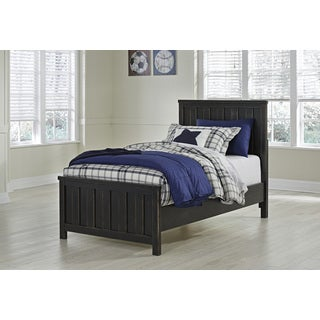 Signature Design by Ashley Jaysom Black Twin Bed