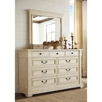 Signature Designs By Ashley Demarlos Parchment White Chest