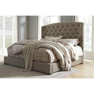 Signature Design by Ashley Gerlane Graphite King Bed