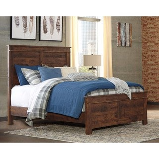 Signature Design by Ashley Hammerstead Brown Queen Bed