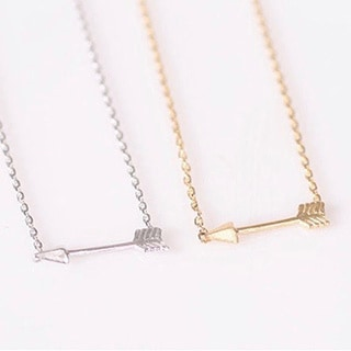 LilahV Arrow Necklace