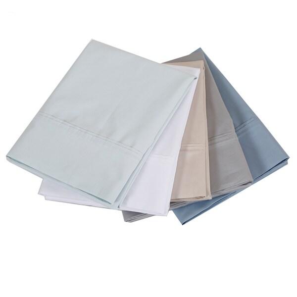 700 Thread Count Long-staple Premium Cotton Pillowcase Set
