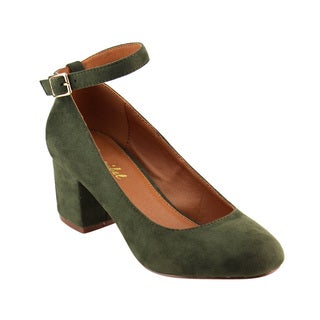 Bonnibel Women's Block-heel Dress Pumps