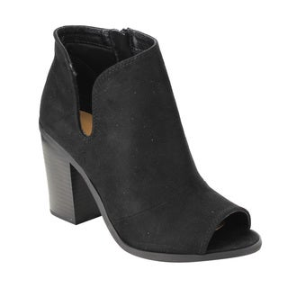 Booties - Overstock.com Shopping - Trendy, Designer Shoes