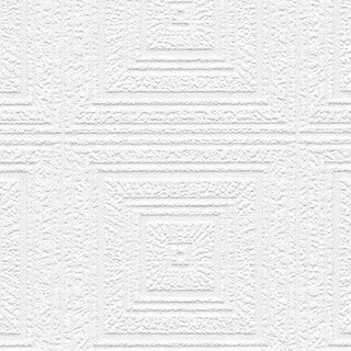Link to Grayson White 33-foot x 21-inch Textured and Paintable Wallpaper - 21 x 33' Similar Items in Wall Coverings