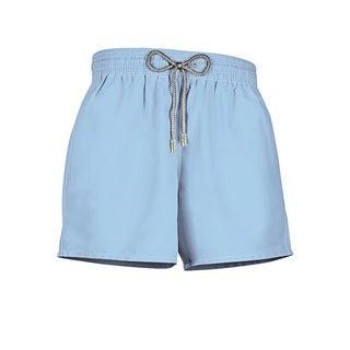 Kids' Baby Blue Swim Shorts