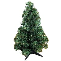 Green Pine Artificial Canadian 12-inch Tabletop Christmas Tree