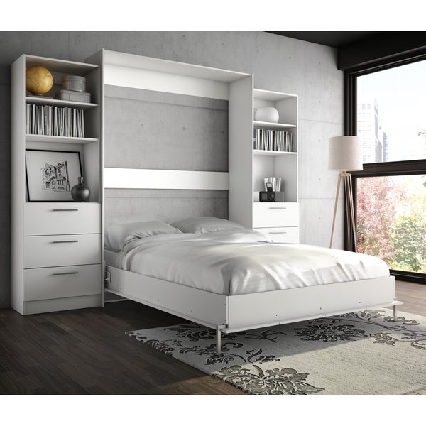 Stellar Home Furniture Full Wall Bed Free Shipping Today 19787941