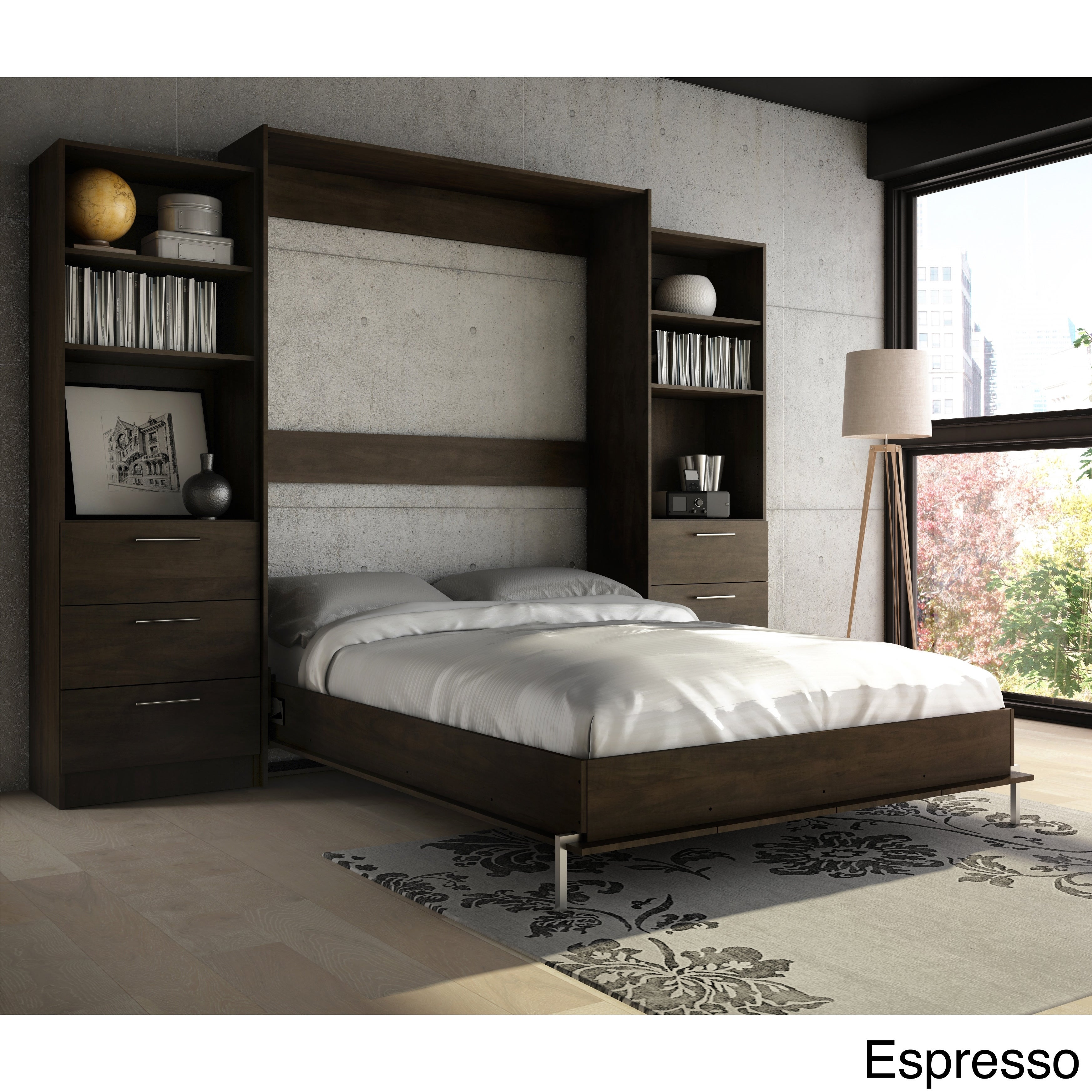 Stellar Home Furniture Full Wall Bed Ebay