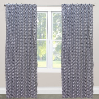 Skyline Furniture Cotton Cross-sectional Window Curtain Panel