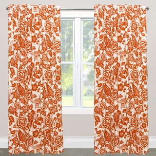 Skyline Furniture Canary Window Curtain Panel