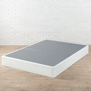 Priage 9-inch Split Queen-size Bi-fold Mattress Foundation