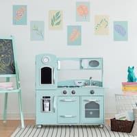 Teamson Kids Mint Retro Play Kitchen