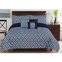 6-Piece Geo Comforter Set