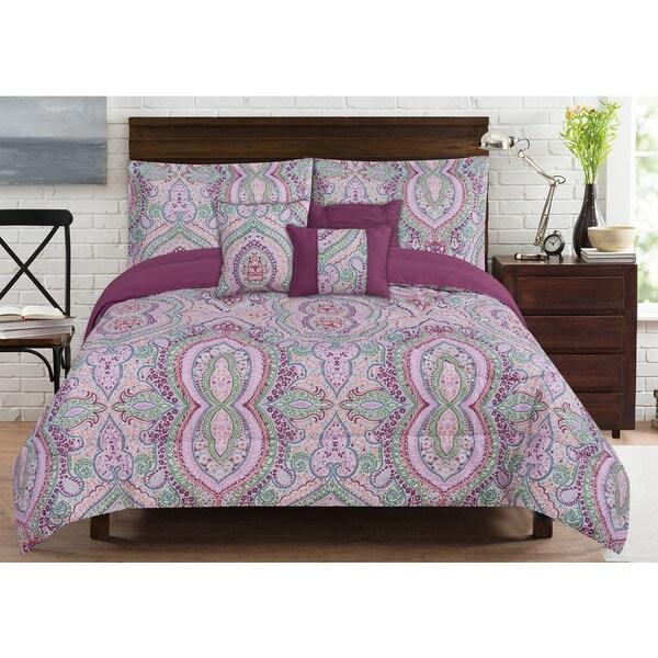 6-Piece Brisbane Comforter Set