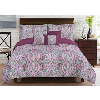 6-Piece Brisbane Comforter Set
