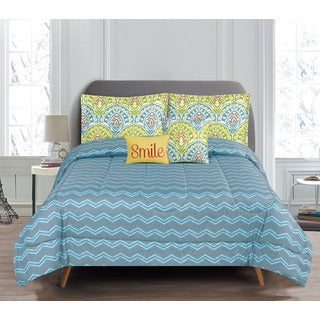 5-Piece Reversible Dakota Comforter Set