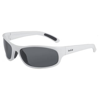Bolle 11111 Kids Anaconda Jr. Sunglasses Shiny White Frame TNS Lens