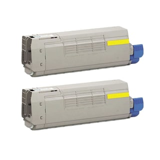 2PK Compatible 44844509 Toner Cartridge For OKI C831DN C831N ( Pack of 2 )