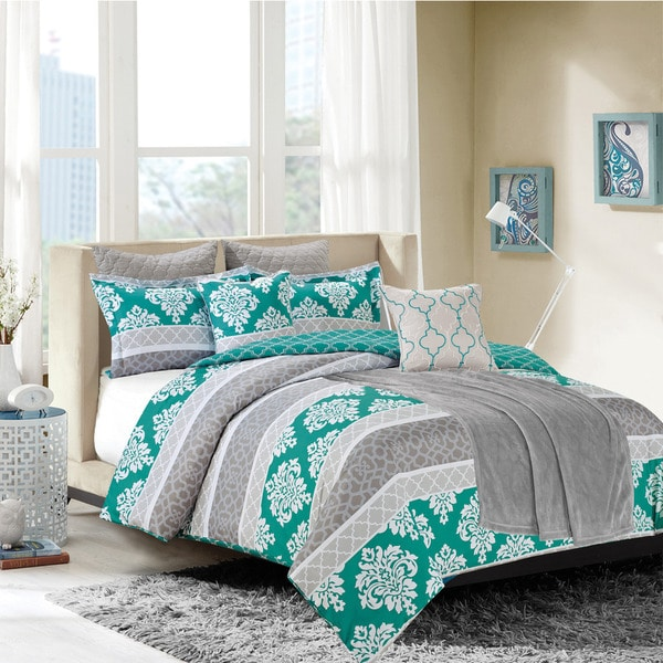 8-Piece Riverside Comforter Set