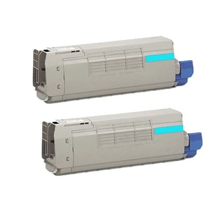 2PK Compatible 44844511 Toner Cartridge For OKI C831DN C831N ( Pack of 2 )