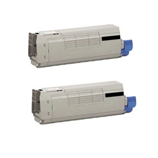 2PK Compatible 44844512 Toner Cartridge For OKI C831DN C831N ( Pack of 2 )