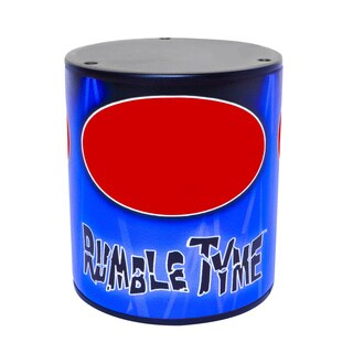 Laserlyte Rumble Blue Plastic Tyme Laser Trainer Target