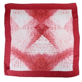 Halston Heritage Reflected Diamond Silk Scarf