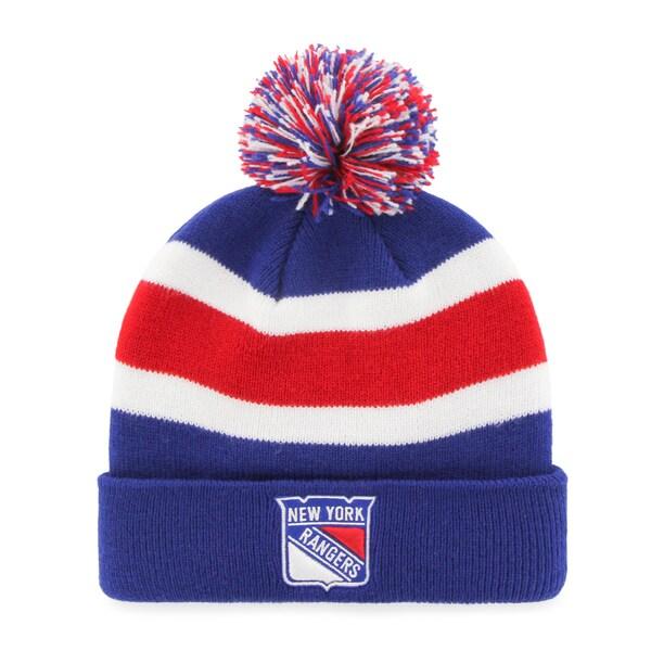 New York Rangers NHL Knit Beanie