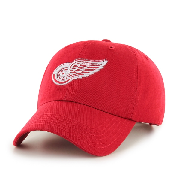 Detroit Red Wings NHL Clean Up Cap
