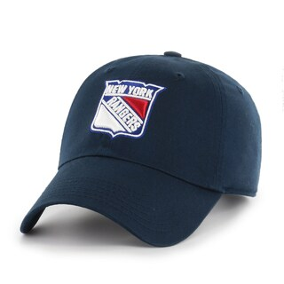 New York Rangers NHL Clean Up Cap