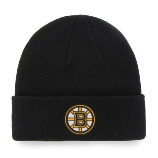 Boston Bruins NHL Cuff Knit