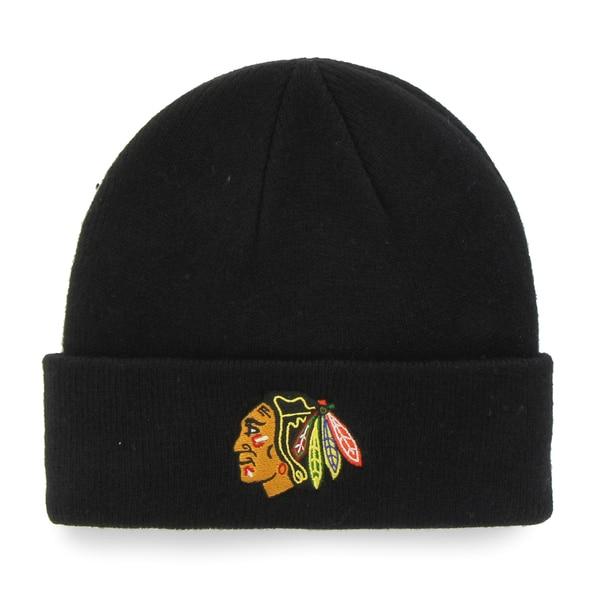 Chicago Blackhawks NHL Cuff Knit