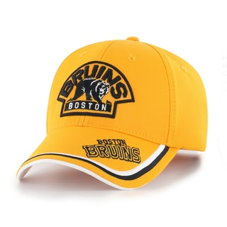 Boston Bruins NHL Forest Cap