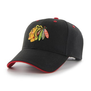 Chicago Blackhawks NHL Youth Fit Money Maker Cap