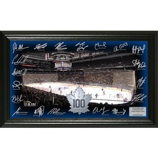 Toronto Maple Leafs Signature Rink