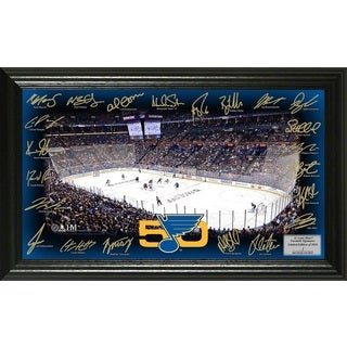 St. Louis Blues Signature Rink