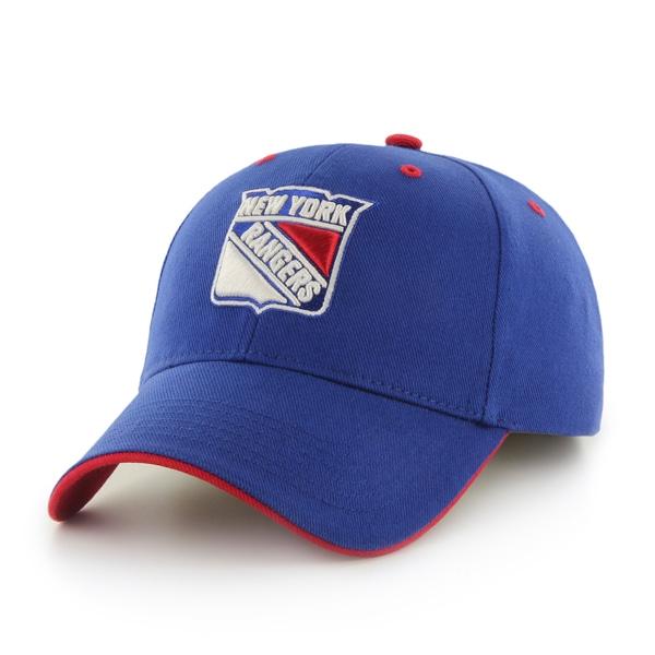 2d476e642b73c Shop New York Rangers NHL Youth Fit Money Maker Cap - Free Shipping ...