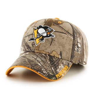 Pittsburgh Penguins NHL RealTree Cap