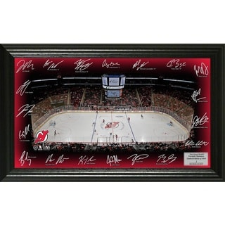 New Jersey Devils Signature Rink