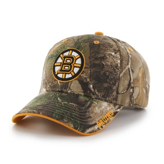 Boston Bruins NHL RealTree Cap