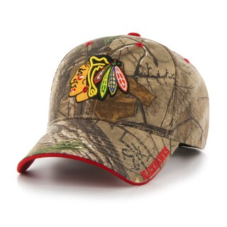 Chicago Blackhawks NHL RealTree Cap