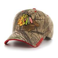 Chicago Blackhawks NHL RealTree Cap