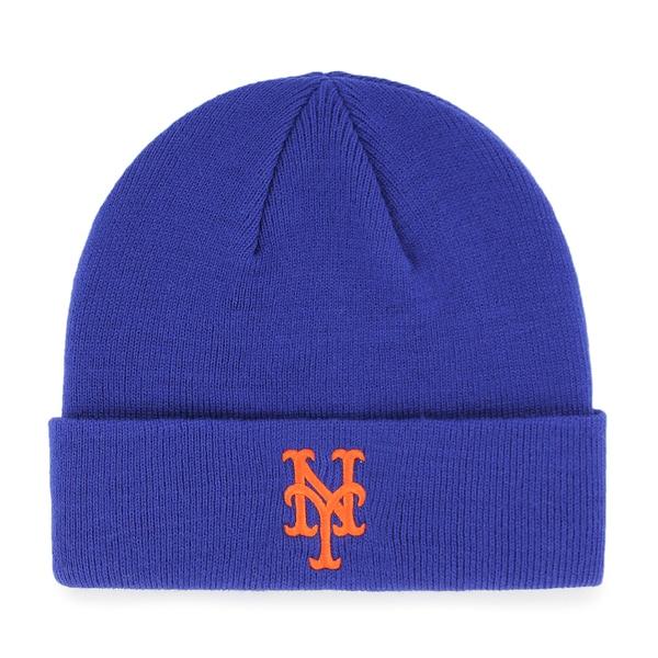 New York Mets MLB Cuff Knit