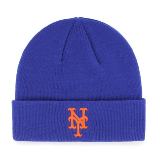New York Mets MLB Cuff Knit