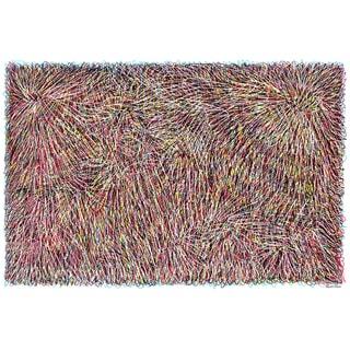 Maxwell Dickson 'Scribbled Dreams' Modern Canvas Wall Art
