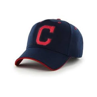 Cleveland Indians MLB Youth Fit Money Maker Cap