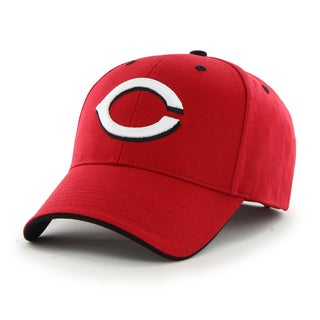 Cincinnati Reds MLB Youth Fit Money Maker Cap